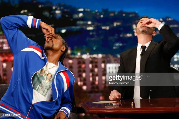 NIGHT Jimmy Kimmel Live Game Night special edition episodes air in primetime every night of the NBA Finals The guests for Thursday June 13 included...