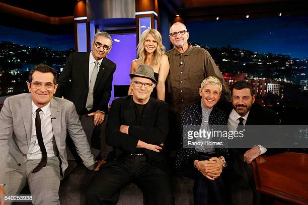 Game Night special edition episodes air in primetime every night of the NBA Finals The guest for Monday June 13 included the cast of Finding Dory...