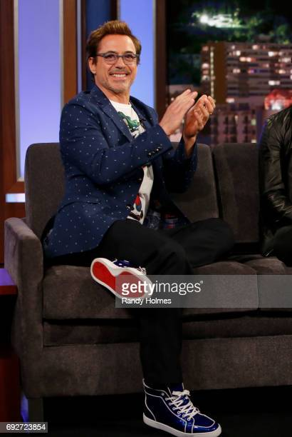 Game Night special edition episodes air in primetime every night of the NBA Finals The guest for Sunday June 4 included Robert Downey Jr and Tom...