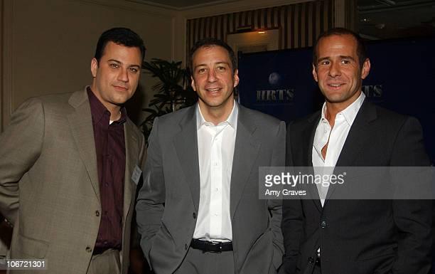 Jimmy Kimmel moderator David Kohan and Max Mutchnick 'Will and Grace'