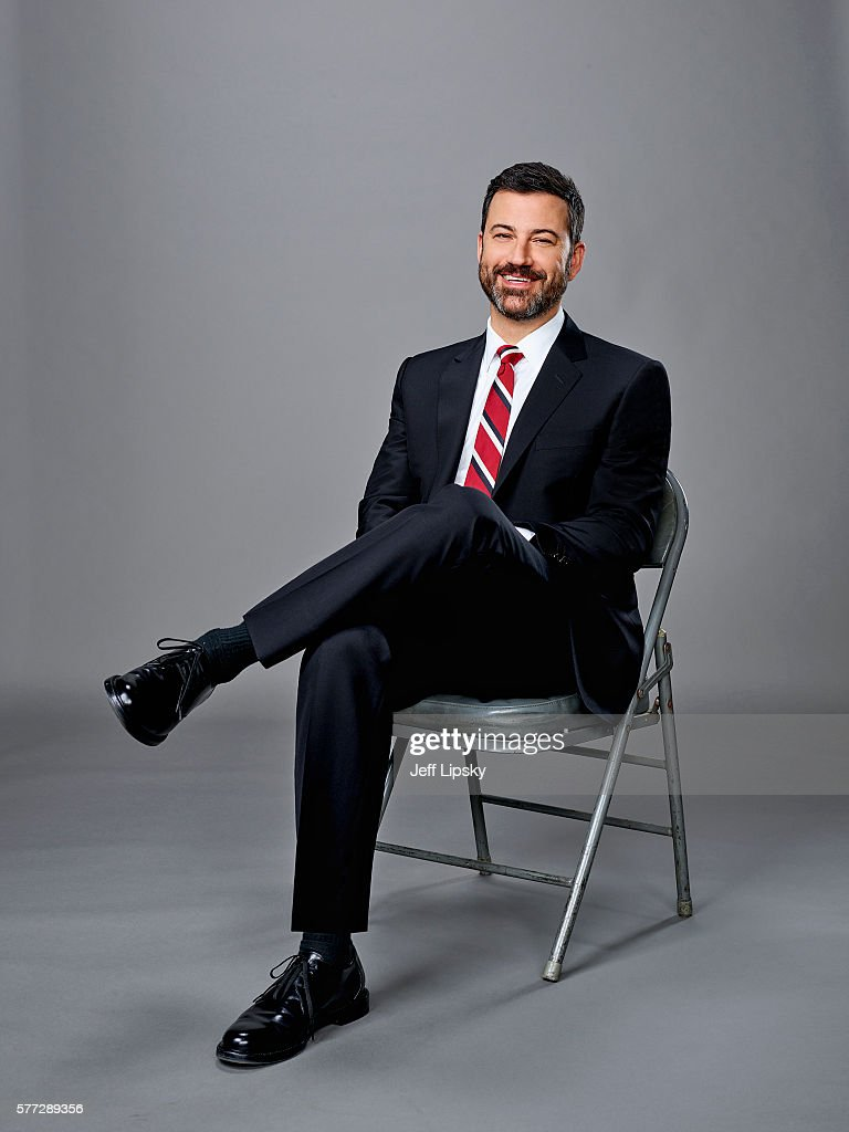 LIVE - Jimmy Kimmel serves as host and executive producer of 'Jimmy Kimmel Live,' ABC's late-night talk show.