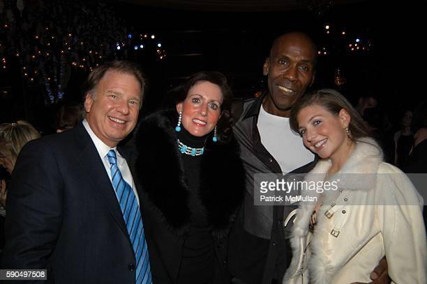 Jimmy Lustig Debbie Lustig Preston Bailey and Brooke Lustig attend Preston Bailey Event Designer for the Wedding of Donald Trump and Melania Knauss...