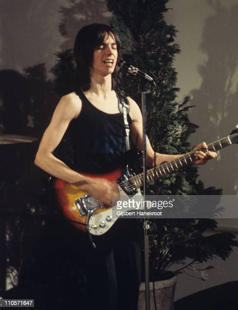 Jimmy McCulloch from Thunderclap Newman performs live on stage at Kasteel Groeneveld in Baarn Netherlands in 1971
