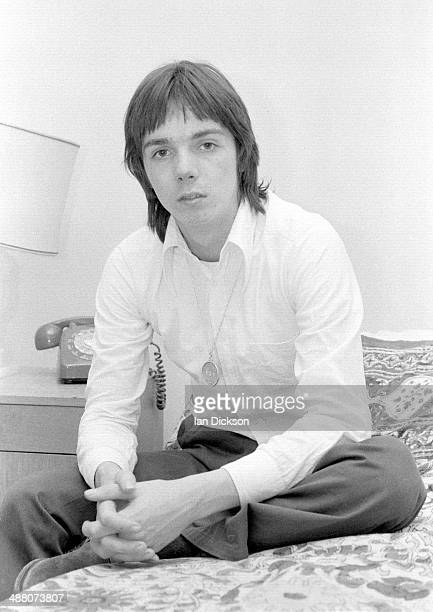 Jimmy McCulloch of Wings during an interview in London 1974