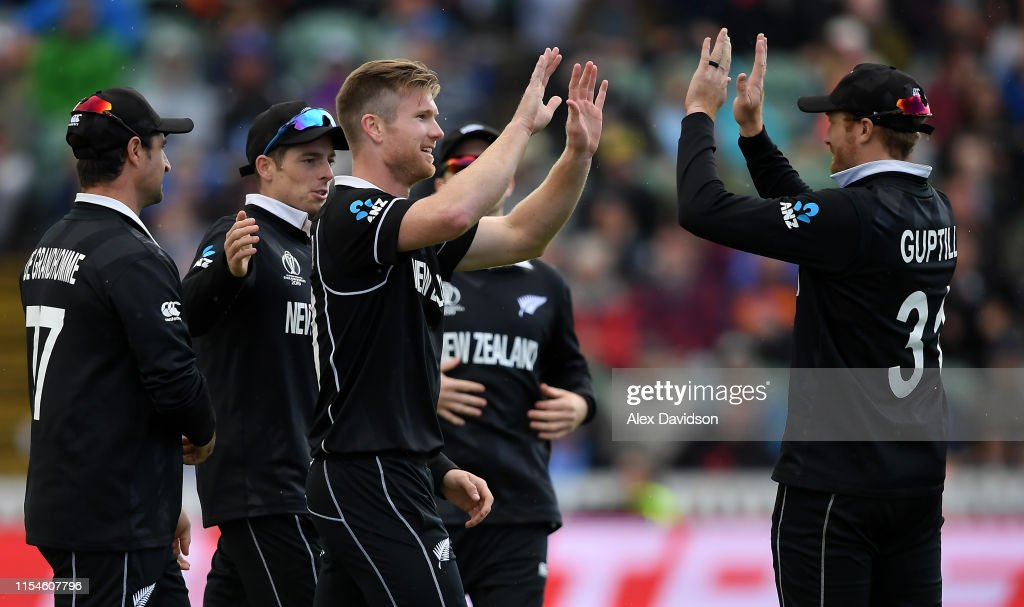 Afghanistan v New Zealand - ICC Cricket World Cup 2019 : News Photo