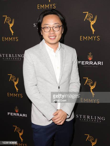 Jimmy O Yang attends the 70th Emmy Awards Nominees Reception for Outstanding Casting Directors at Mr C Beverly Hills on September 6 2018 in Beverly...