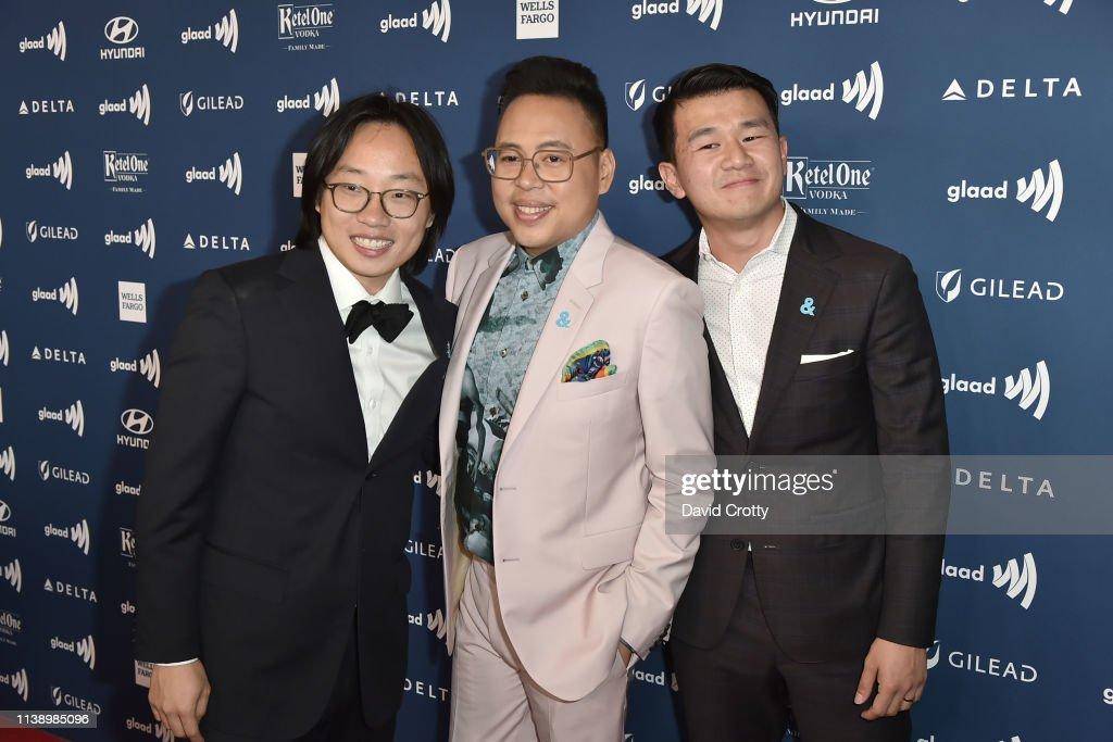 30th Annual GLAAD Media Awards : News Photo