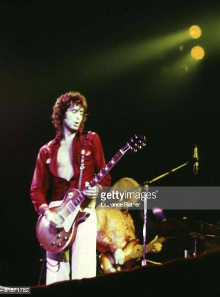 Led Zeppelin in Concert at St. Louis Arena - 5-11-1973 ...