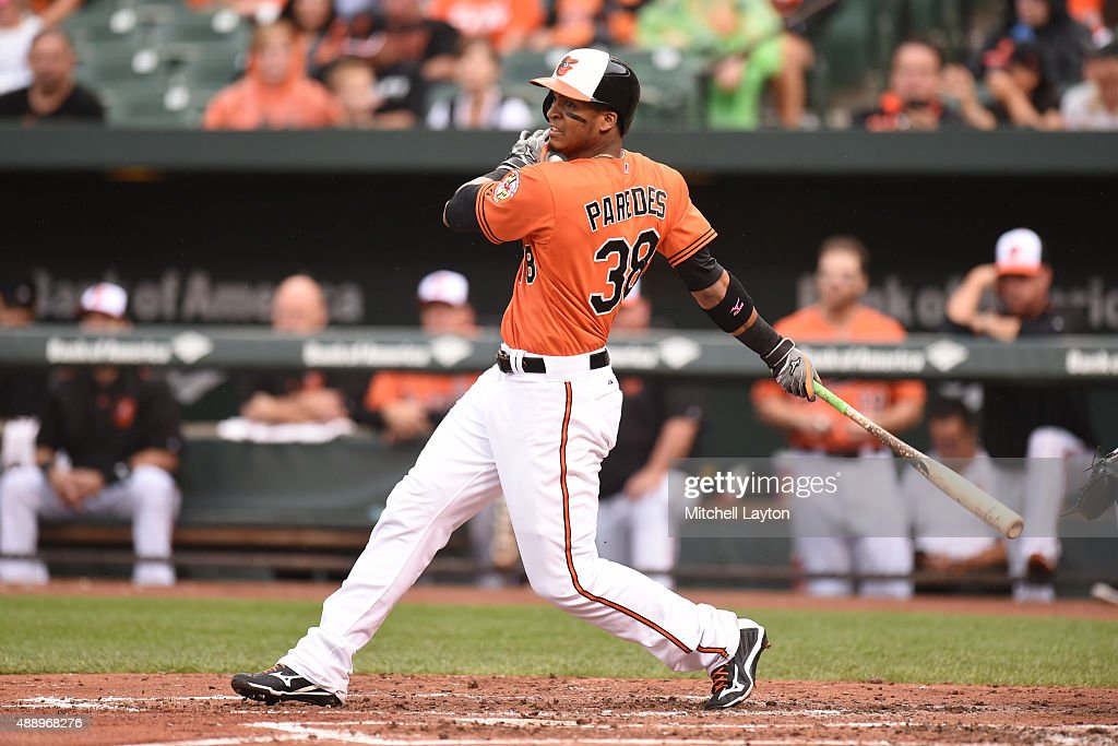 Kansas City Royals at Baltimore Orioles : News Photo