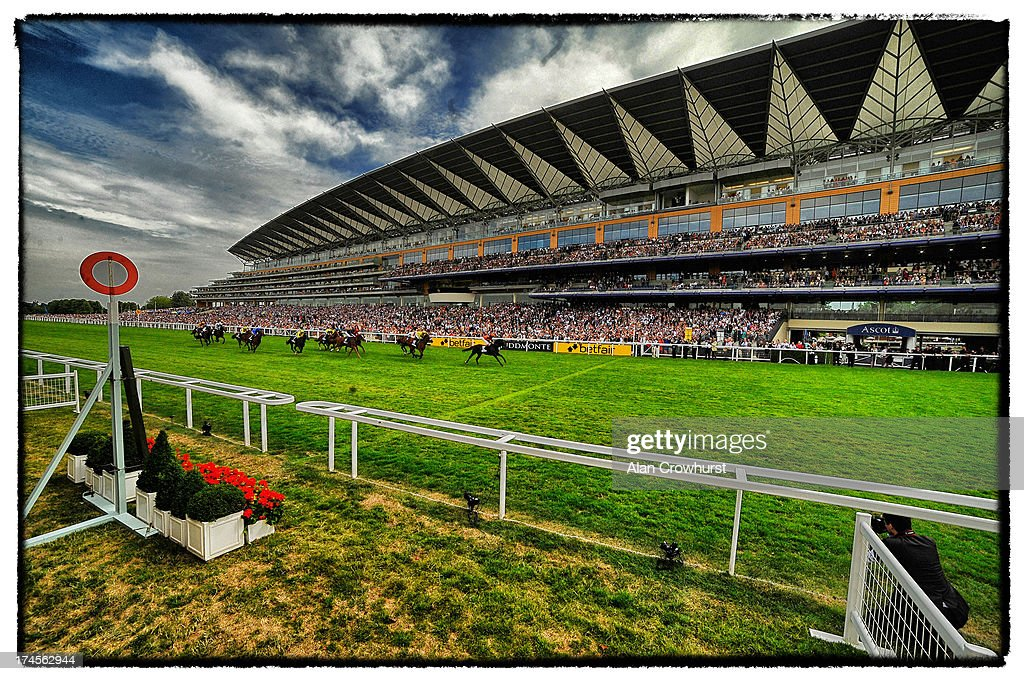 Ascot Races - An Alternative View