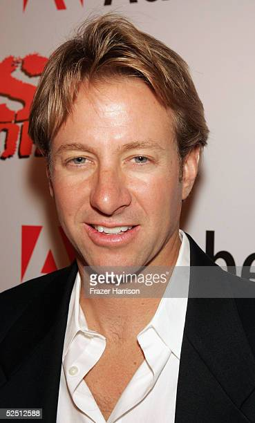 Jimmy Roberts arrives for the premiere of IFC Films Dust to Glory held at the Archlight Cinemas on March 30 2005 in Hollywood California