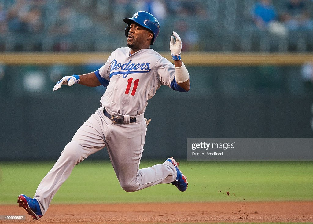 Los Angeles Dodgers v Colorado Rockies : News Photo