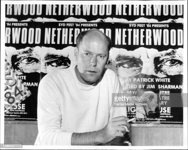 Jimmy Sharman at the Seymour Centre. January 05, 1984. .