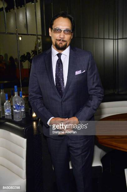 Jimmy Smits attend the Creative Coalition's 2017 Spotlight Initiative Gala Awards Dinner hosted by the Nordstrom Supper Suite with Grey Goose Vodka...
