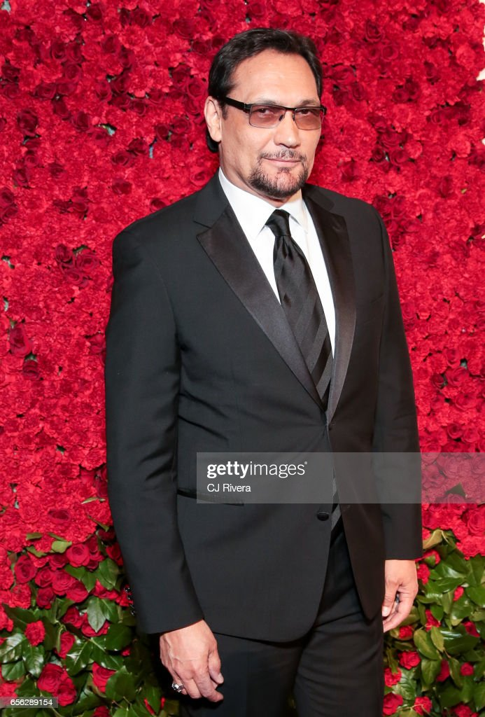Jimmy Smits attends the Maestro Cares Foundation's Fourth Annual Changing Lives/Building Dreams Gala at Cipriani Wall Street on March 21, 2017 in New York City.