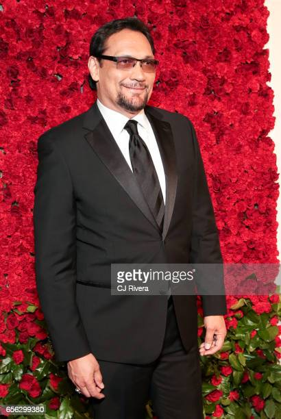 Jimmy Smits attends the Maestro Cares Foundation's Fourth Annual Changing Lives/Building Dreams Gala at Cipriani Wall Street on March 21 2017 in New...