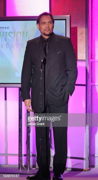 Jimmy Smits during 12th Annual NAMIC Vision Awards Show at The Regent Beverly Wilshire in Los Angeles California United States