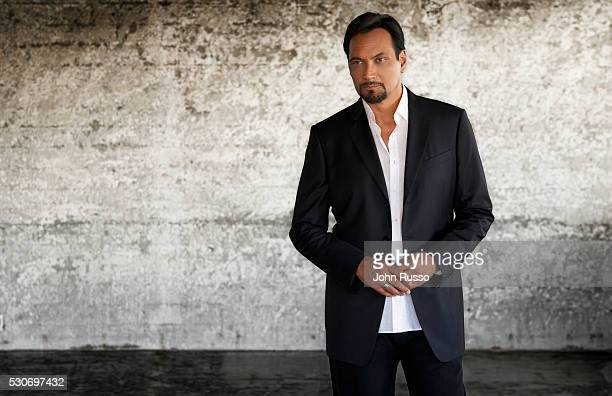 Jimmy Smits is photographed 11/2007