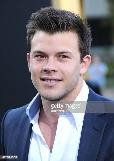 Jimmy Tatro arrives at Warner Bros Pictures Premiere of 'Entourage' at Regency Village Theatre on June 1 2015 in Westwood California