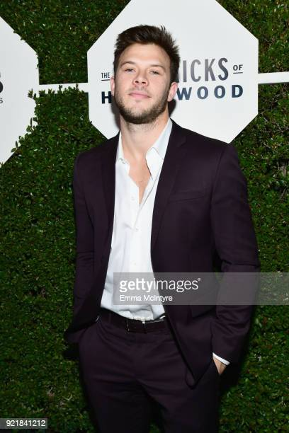 Jimmy Tatro attends Esquire's 'Mavericks of Hollywood' Celebration presented by Hugo Boss on February 20 2018 in Los Angeles California