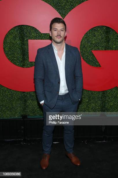 Jimmy Tatro attends the 2018 GQ Men Of The Year Party at Benedict Estate on December 6 2018 in Beverly Hills California