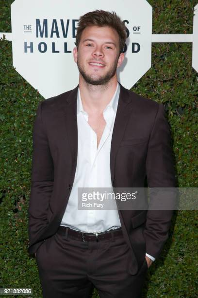 Jimmy Tatro attends the Esquire's Annual Maverick's of Hollywood at Sunset Tower on February 20 2018 in Los Angeles California