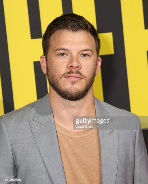 Jimmy Tatro attends the Premiere of 20th Century Fox's Stuber at Regal Cinemas LA Live on July 10 2019 in Los Angeles California