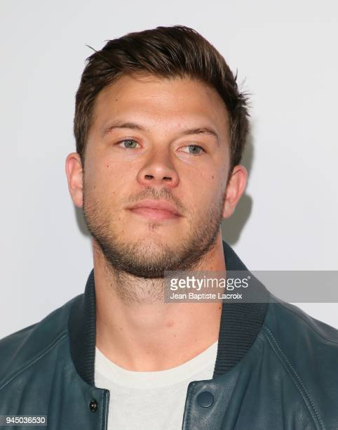 Jimmy Tatro attends the premiere of Fox Searchlight Pictures' 'Super Troopers 2' on April 11 2018 in Los Angeles California