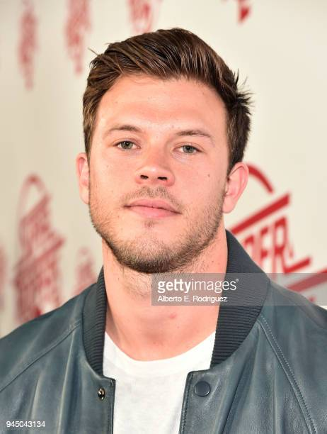 Jimmy Tatro attends the premiere of Fox Searchlight's Super Troopers 2 at ArcLight Hollywood on April 11 2018 in Hollywood California