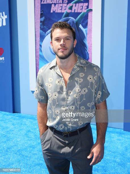 Jimmy Tatro attends the premiere of Warner Bros Pictures' Smallfoot at the Regency Village Theatre on September 22 2018 in Westwood California
