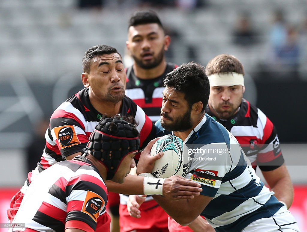 Mitre 10 Cup Rd 5 - Auckland v Counties Manukau