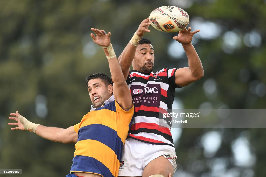 Mitre 10 Cup Rd 6 - Bay of Plenty v Counties Manukau