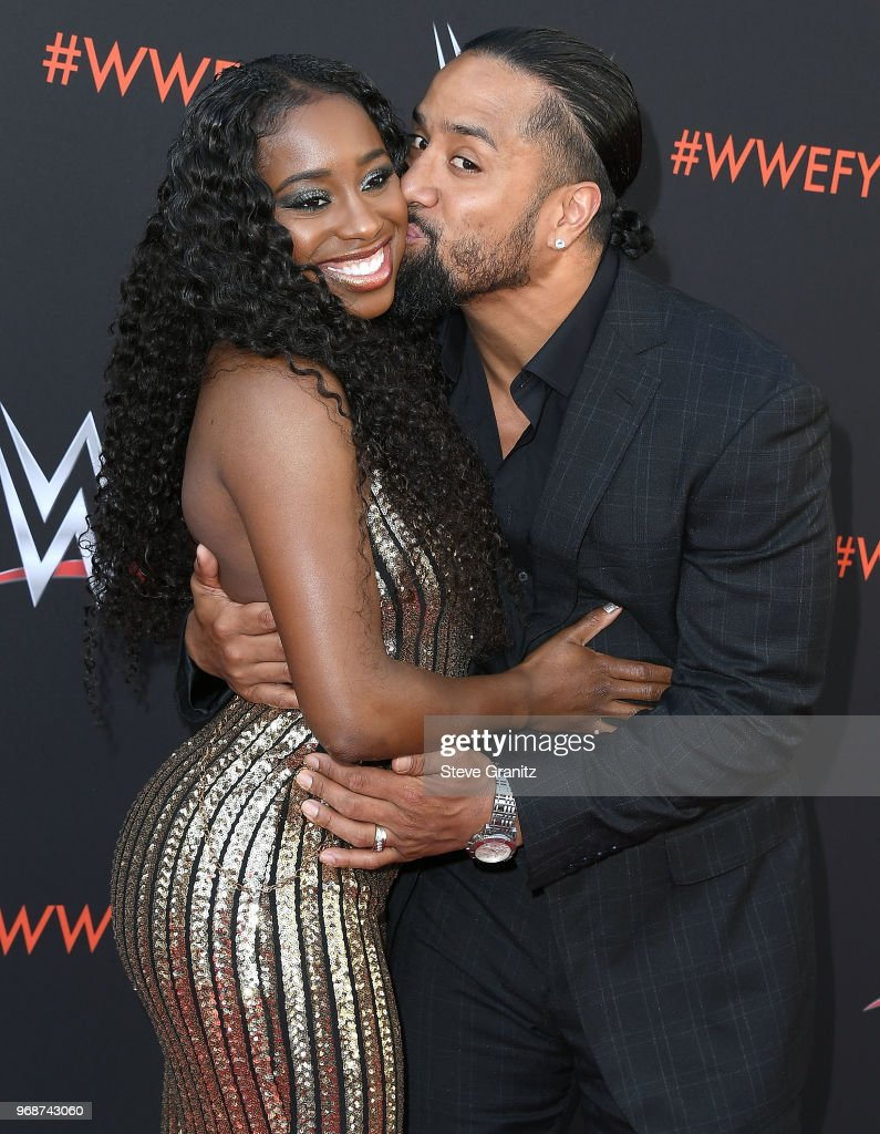 "WWE's First-Ever Emmy ""For Your Consideration"" Event : Foto jornalística"