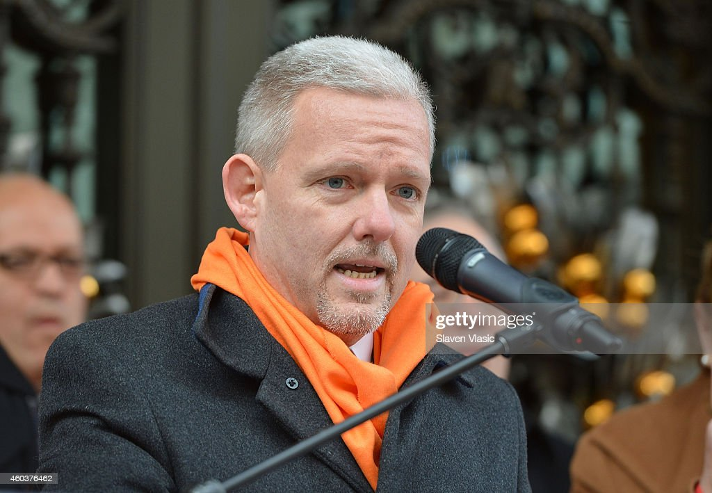Jimmy Van Bramer Majority Leader And Chair Cultural Affairs News Photo Getty Images