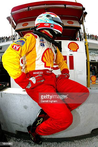 Jimmy Vasser driver of the Shell Team Rahal Ford Lola during practice for the Gran Premio GiganteTelmex round 19 of the CART Fed Ex Championship...