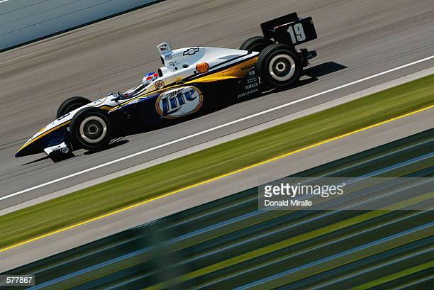 Miller Lite Team Rahal Letterman Dallara Chevrolet Stock Photos and