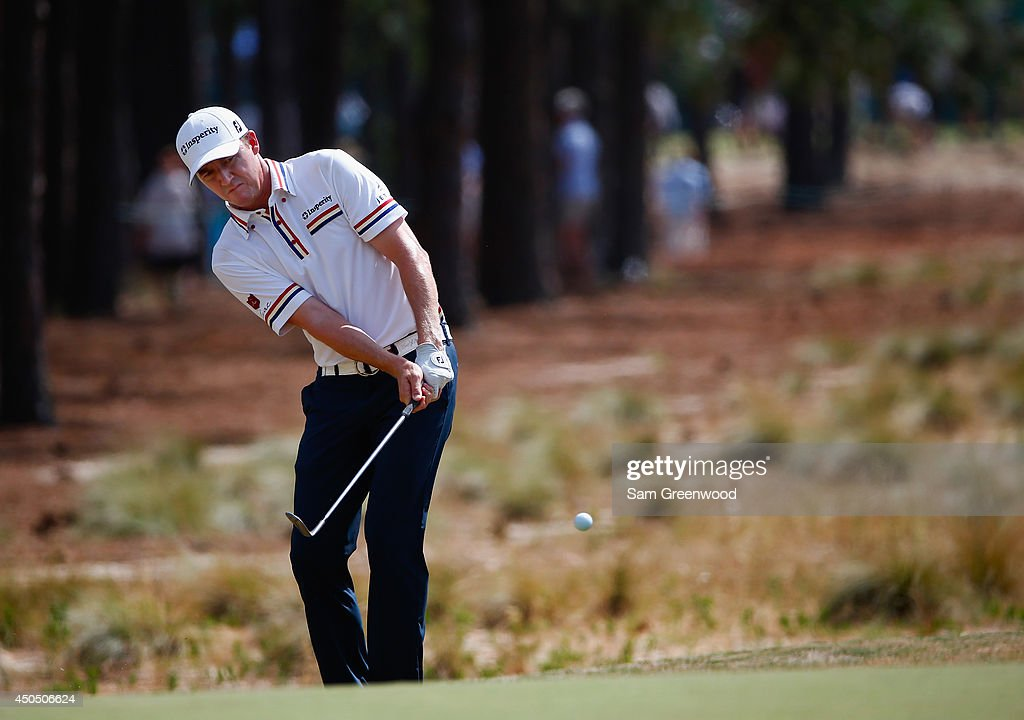U.S. Open - Round One : News Photo