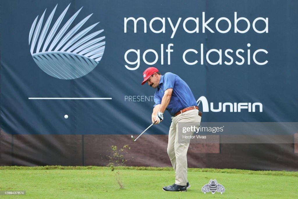 Mayakoba Golf Classic - Round Two : News Photo