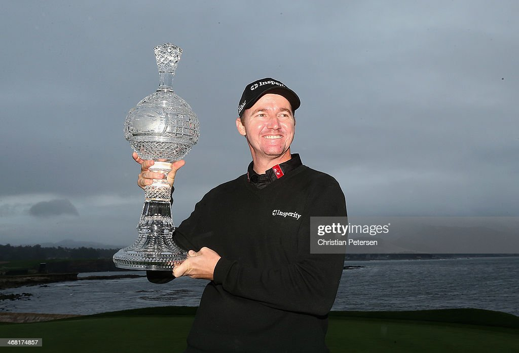 AT&T Pebble Beach National Pro-Am - Final Round : ニュース写真