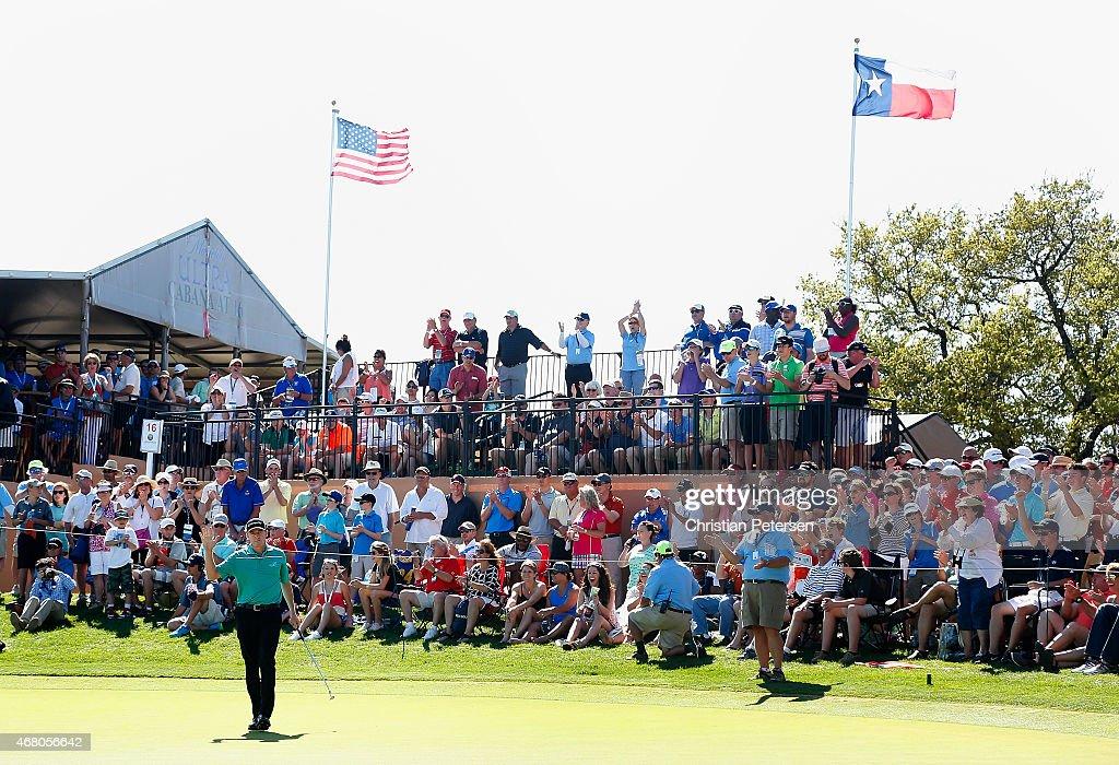 Valero Texas Open - Final Round