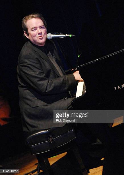 Jimmy Webb during 44th Annual ASCAP Country Music Awards Show at Ryman Theater in Nashville TN United States