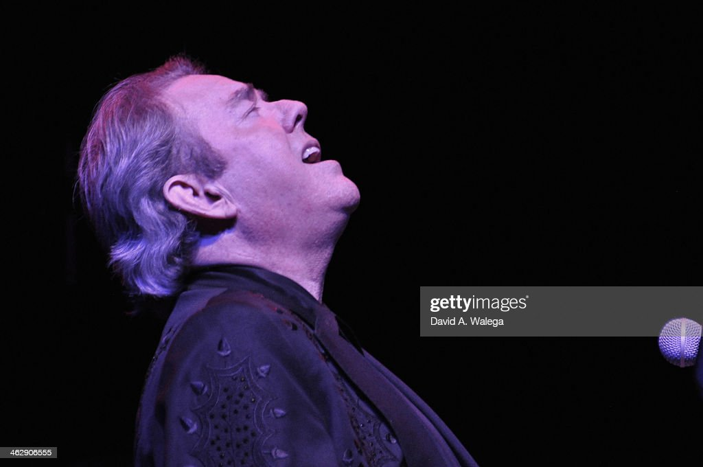 Jimmy Webb performs at the 50th Anniversary Celebration Of 'When Rock And Blues Hit The Sunset Strip'at Saban Theatre on January 15, 2014 in Beverly Hills, California.