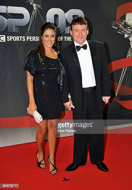 Jimmy White attends the BBC Sports Personality Of The Year Awards at Sheffield Arena on December 13 2009 in Sheffield England