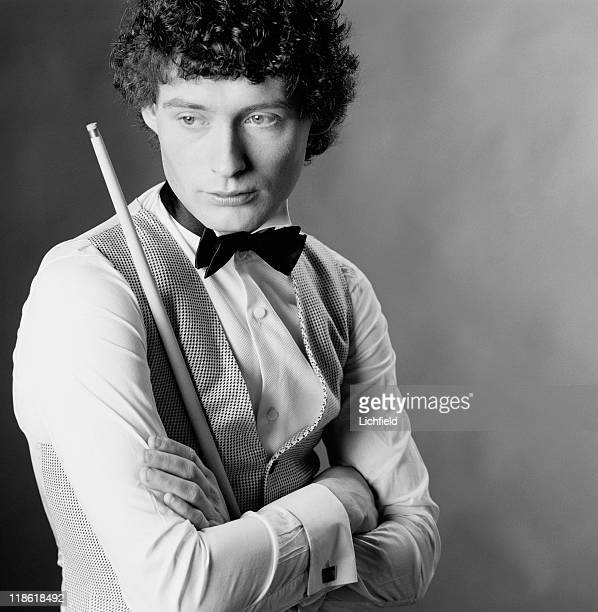 Jimmy White British snooker player 9th November 1981