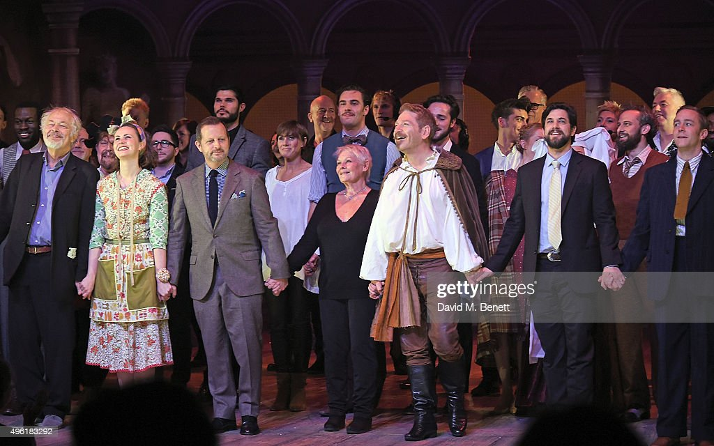 """The Winter's Tale"" - Press Night - Curtain Call"