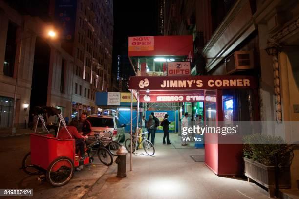 Jimmy's Corner Restaurant New York Midtown West