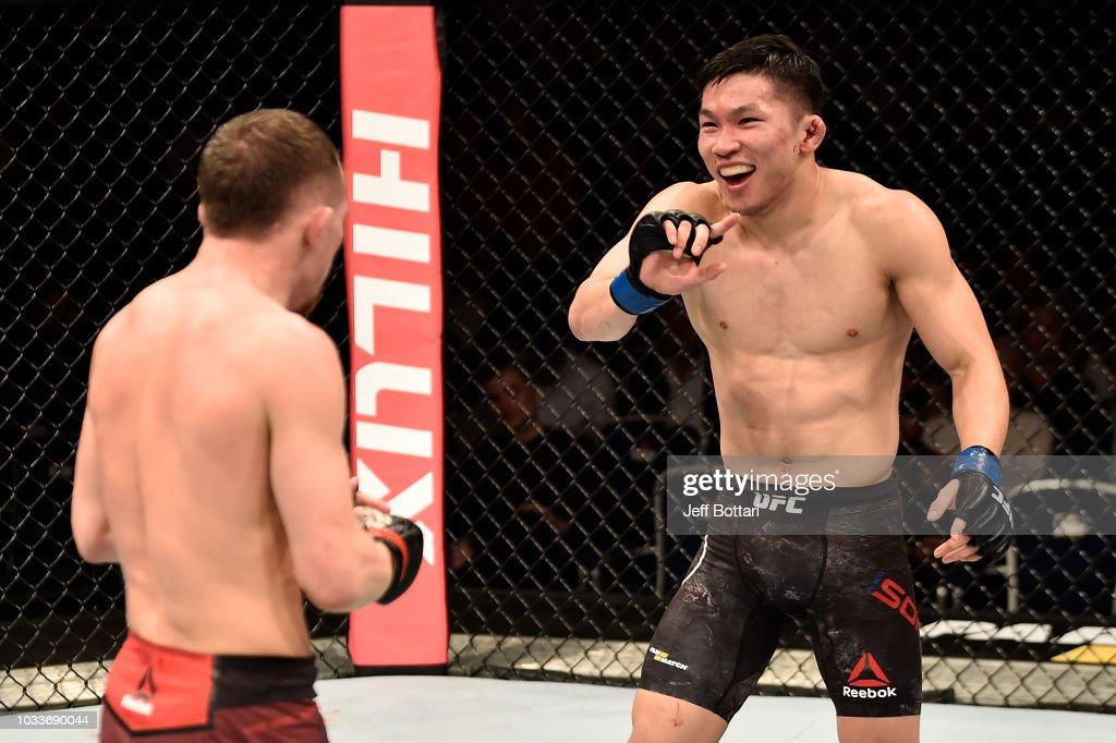 UFC Fight Night Moscow: Yan v Son : News Photo