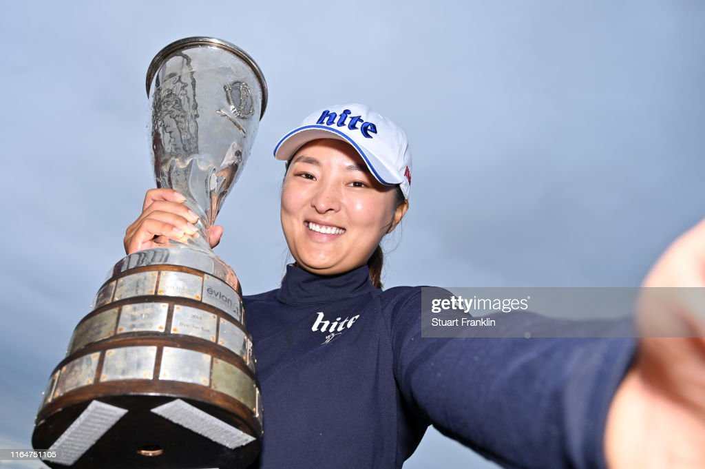 Evian Championship - Day 4 : News Photo