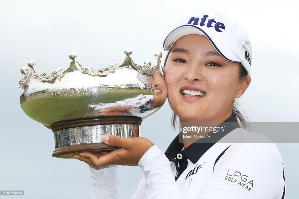 ISPS Handa Australian Women's Open: Day 4