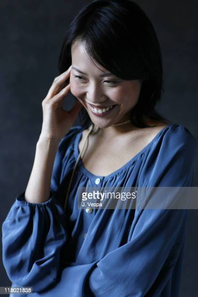 "Jina Kim, director during 2007 Sundance Film Festival - ""Never Forever"" Portraits at Delta Sky Lodge in Park City, Utah, United States."